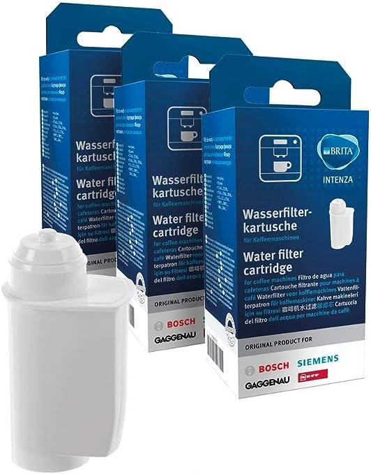 Bosch TZ7003 - Filtros de agua para cafeteras Bosch, Siemens ...