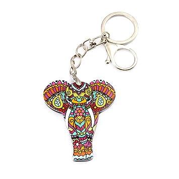 Tonpot Vintage diseño Floral Creative Animal Elefante en ...