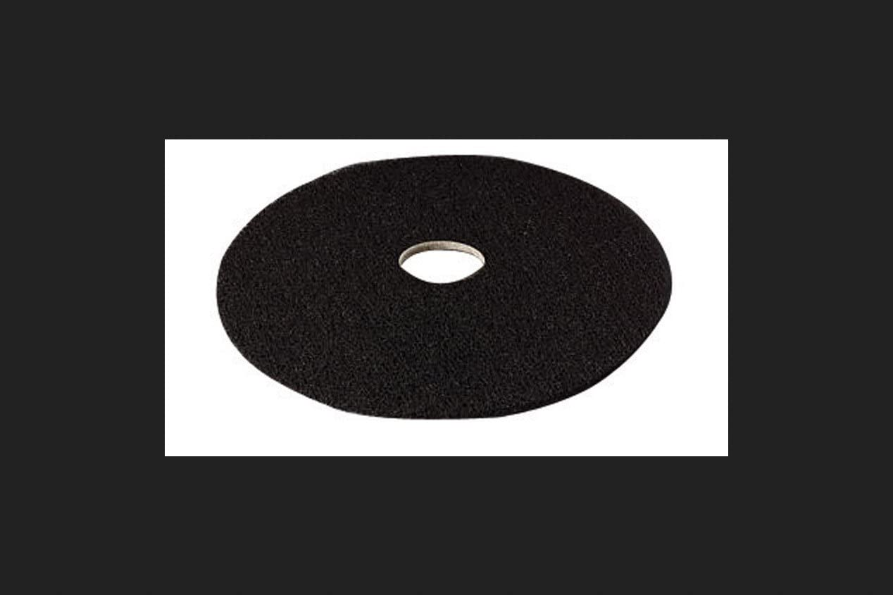"20/"" Black 3m 08278 High Productivity Floor Pad 7300 5//carton"