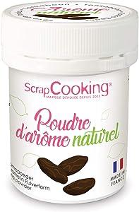 Natural Food Flavouring Powder 12 g - Tonka Bean