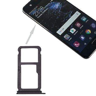 Amazon.com: iPartsBuy para Huawei bandeja de tarjeta SIM y ...