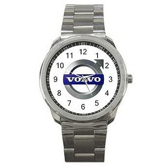 HSS016 Volvo Car Automobile Logo #A Sport Metal Watch