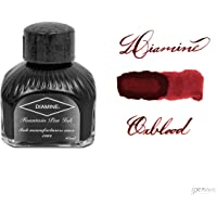 Diamine Fountain Pen Ink 80 ml Bottle Oxblood