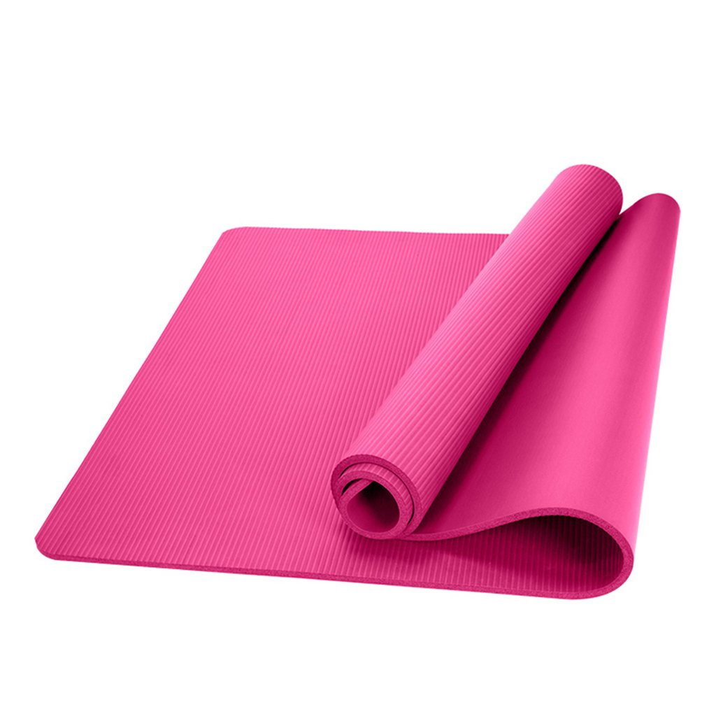 XC- Estera de Yoga. 185cm X 80cm o 90cm, 15mm Ejercicio de ...