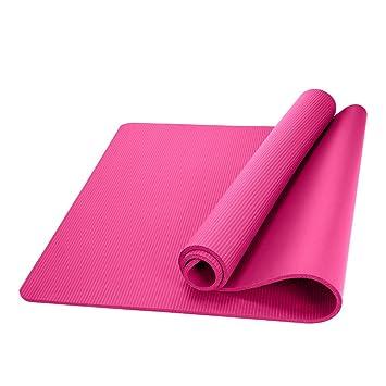 W-z-z Colchoneta De Yoga Espesor De 15 Mm Colchoneta De ...