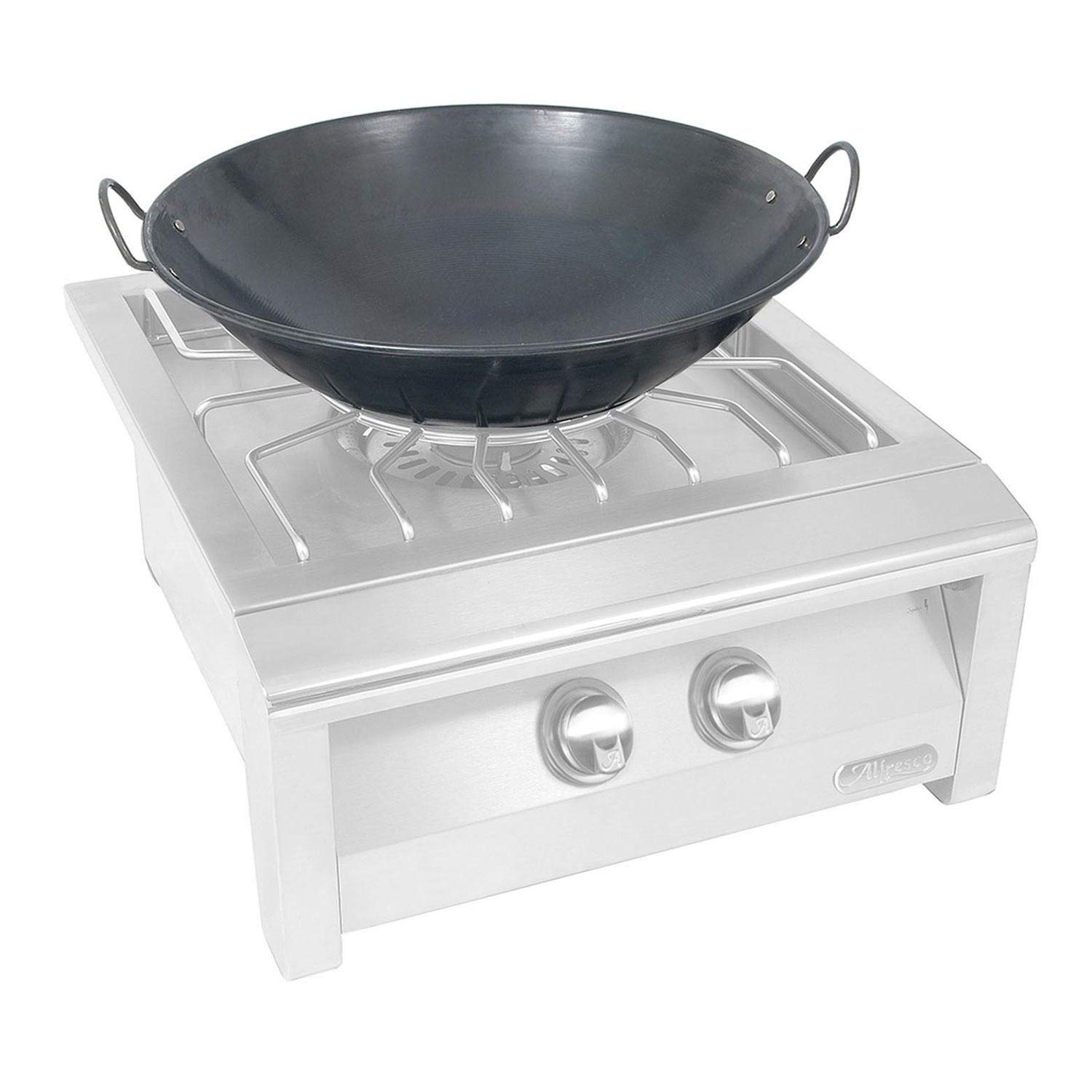 Alfresco Commercial Wok (AXEVP-Wok), 22-Inch by Al Fresco