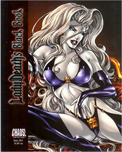 Lady Death's Black Book
