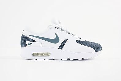 Nike Men's Nike Air Max Zero SE Shoe (WHITEARMORY BLUE