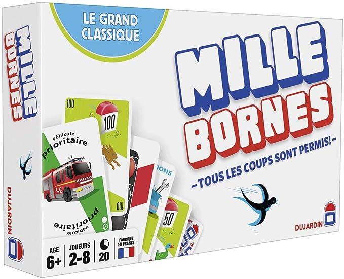Dujardin Jeux - Mille Bornes - Le Grand Classique:...