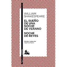 El sueño de una noche de verano / Noche de Reyes (Teatro nº 1)