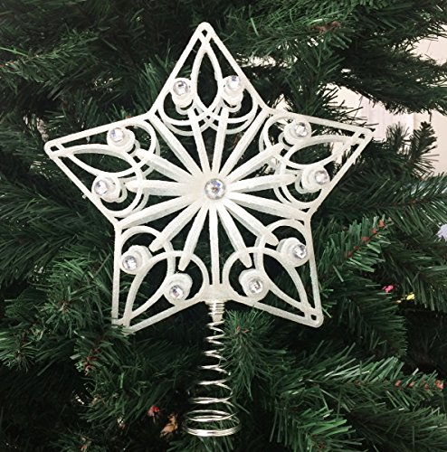 10 5 Star Topper Christmas Decoration