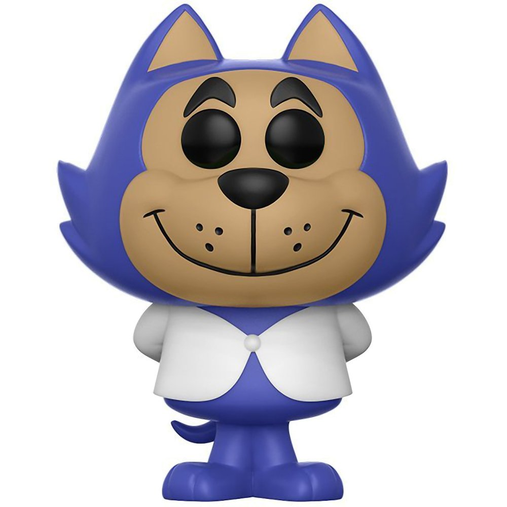 Funko Benny The Ball: Hanna-Barbera Top Cat x POP Compatible PET Plastic Graphical Protector Bundle BCC9US37 Animation Vinyl Figure /& 1 POP #280 // 13660 - B