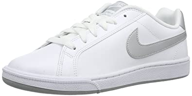Nike Court tennis Majestic  Baskets de tennis Court femme Blanc Weiß (White beacd8