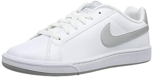 Nike Court Majestic - Zapatillas De Tenis de Cuero Mujer, Color Blanco, Talla 40: Amazon.es: Zapatos y complementos