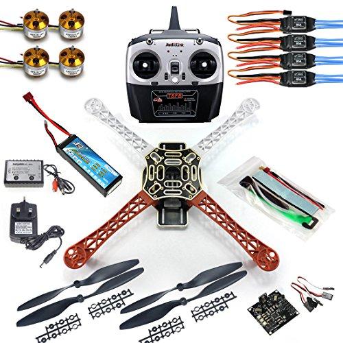 450 quadcopter kit - 5