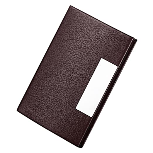 inkach card cases holder womenmens stainless steel business card case wallets protector - Business Card Cases