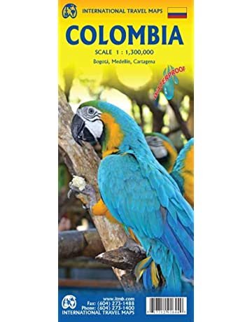 Colombia Travel Guides