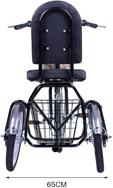 Riscko Wonduu Triciclo con Cesta Park Bep-46 Blanco: Amazon.es: Deportes y aire libre