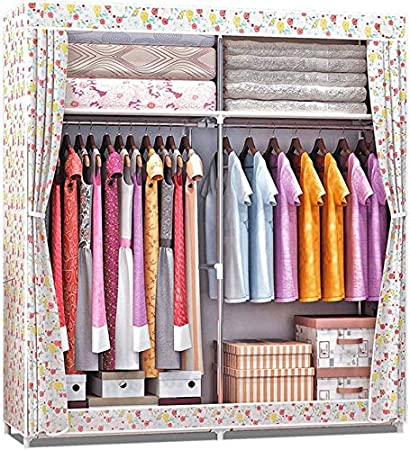 Diy Furniture Collapsible Wardrobe For Organise And Storage Clothes