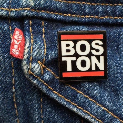 (Sully's Brand Boston Red Bar Enamel)