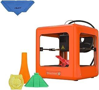 Aibecy easythreed Nano 3D Drucker Desktop Endschalldämpfer Operation leicht Hohe Präzision für die Studenten orange