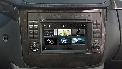 Amazon com: Dynavin N7-MBA Radio Navigation System, for
