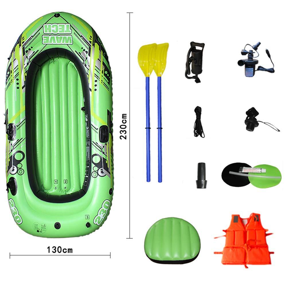 Sgs-b Hinchable Kayak 220 * 115 * 33 Cm, Kayak Inflable ...