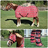 Kensington Draft Horse Fly Protection Package