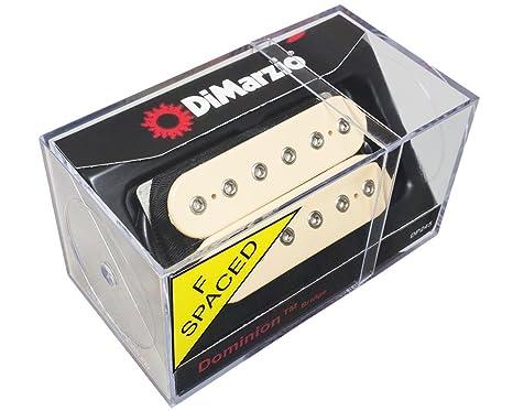 DIMARZIO Dominion dp245 F puente pastilla para guitarra eléctrica color crema