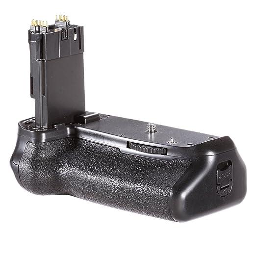20 opinioni per Neewer® Impugnatura Porta batterie titolare (ricambio per BG-E14) Alimentato da