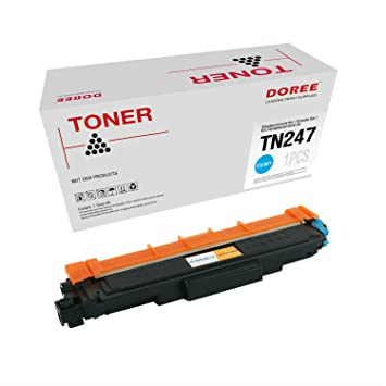DOREE Brother toner TN243 TN247 with chip, compatible for Brother ...