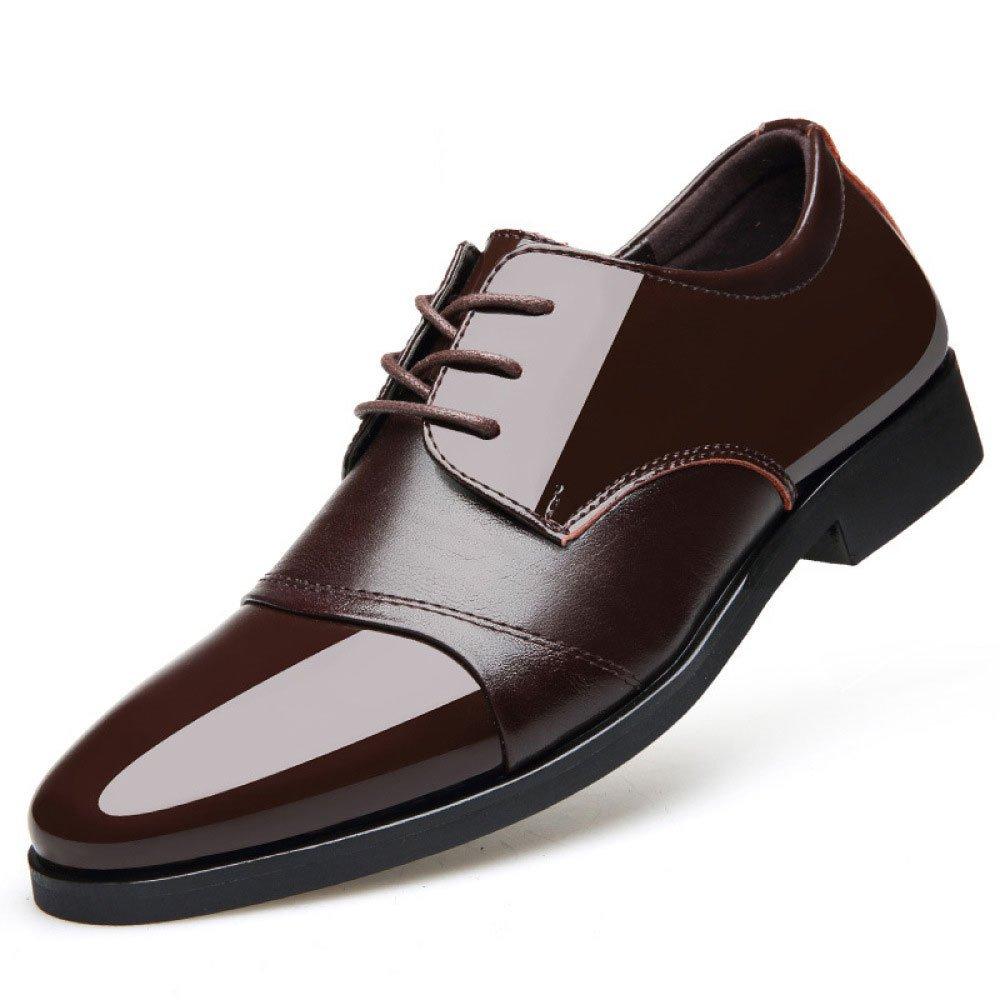 LEDLFIE Echtleder Herren Echtleder LEDLFIE Schuhe Business
