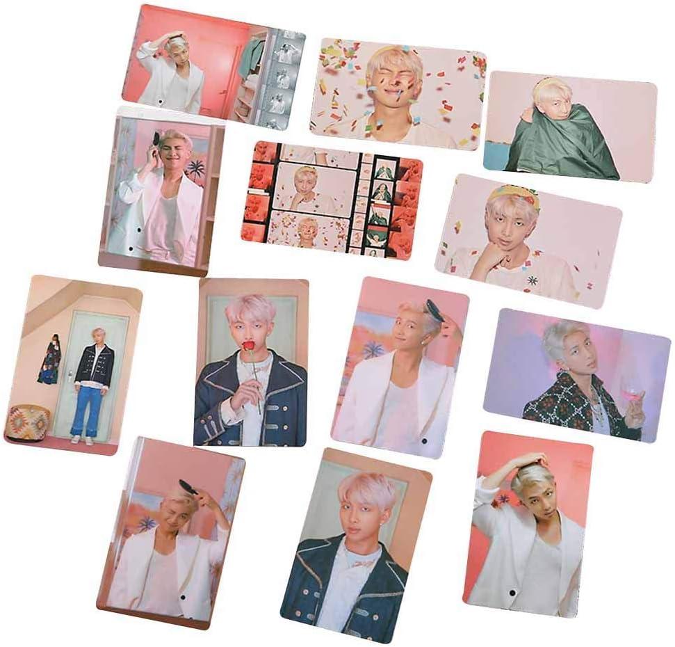 A-01 GOTH Perhk 2019 BTS Nouvel Album  MAP of The Soul Persona  Carte Lomo Cartes Postales Carte Photo