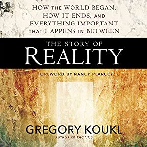 The Story of Reality Hörbuch