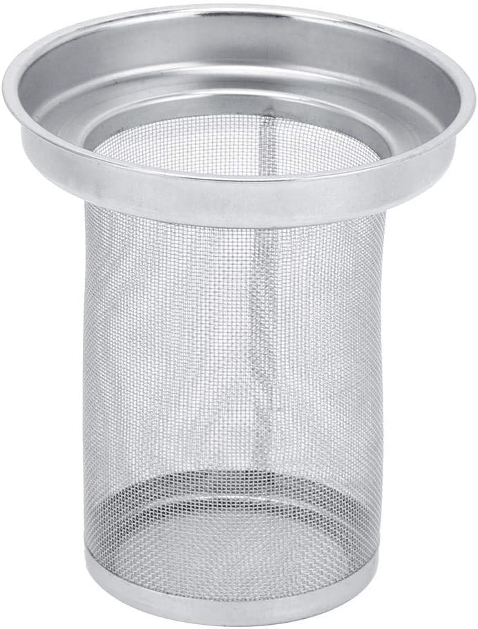 Tetera de acero inoxidable de alta calidad para el hogar 1.8L tetera gruesa cafetera con infusor para el precio del restaurante del hotel