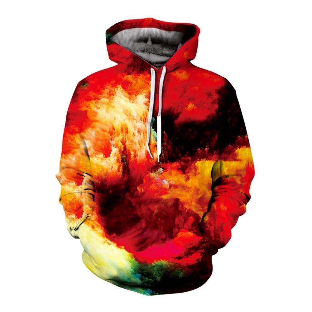 216afe484332 Herren Sweatshirt, Herbst Frauen Harajuku Männer Harajuku Frauen Style 3D  Sweatshirts Langarm Hoodies Fashion Pullover