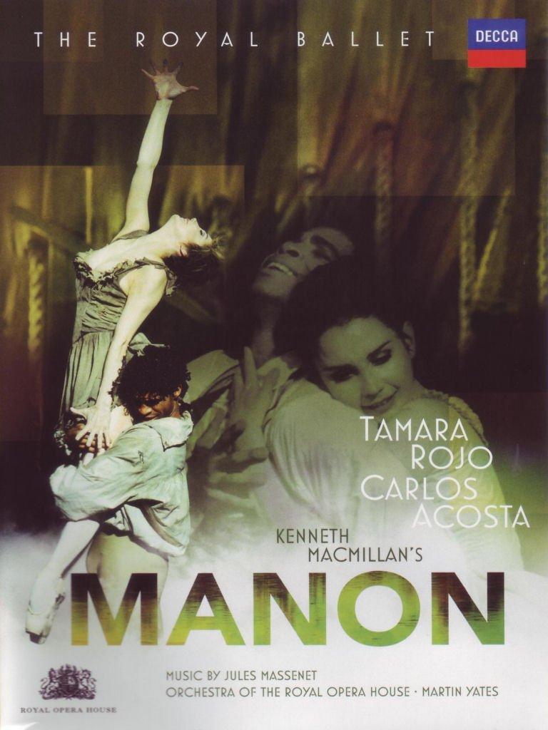 DVD : Carlos Acosta - Manon (Widescreen, 2PC)