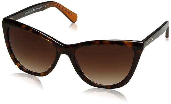 Michael Kors MK2040, Gafas de Sol Unisex-Adulto, Marrón (Braun/Braun