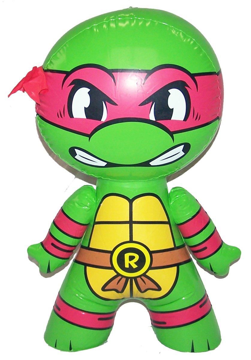 Amazon.com : Raphael Teenage Mutant Ninja Turtle Blow up 24 ...
