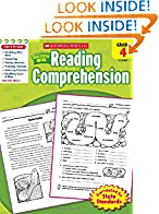 #3: Scholastic Success with Reading Comprehension, Grade 4