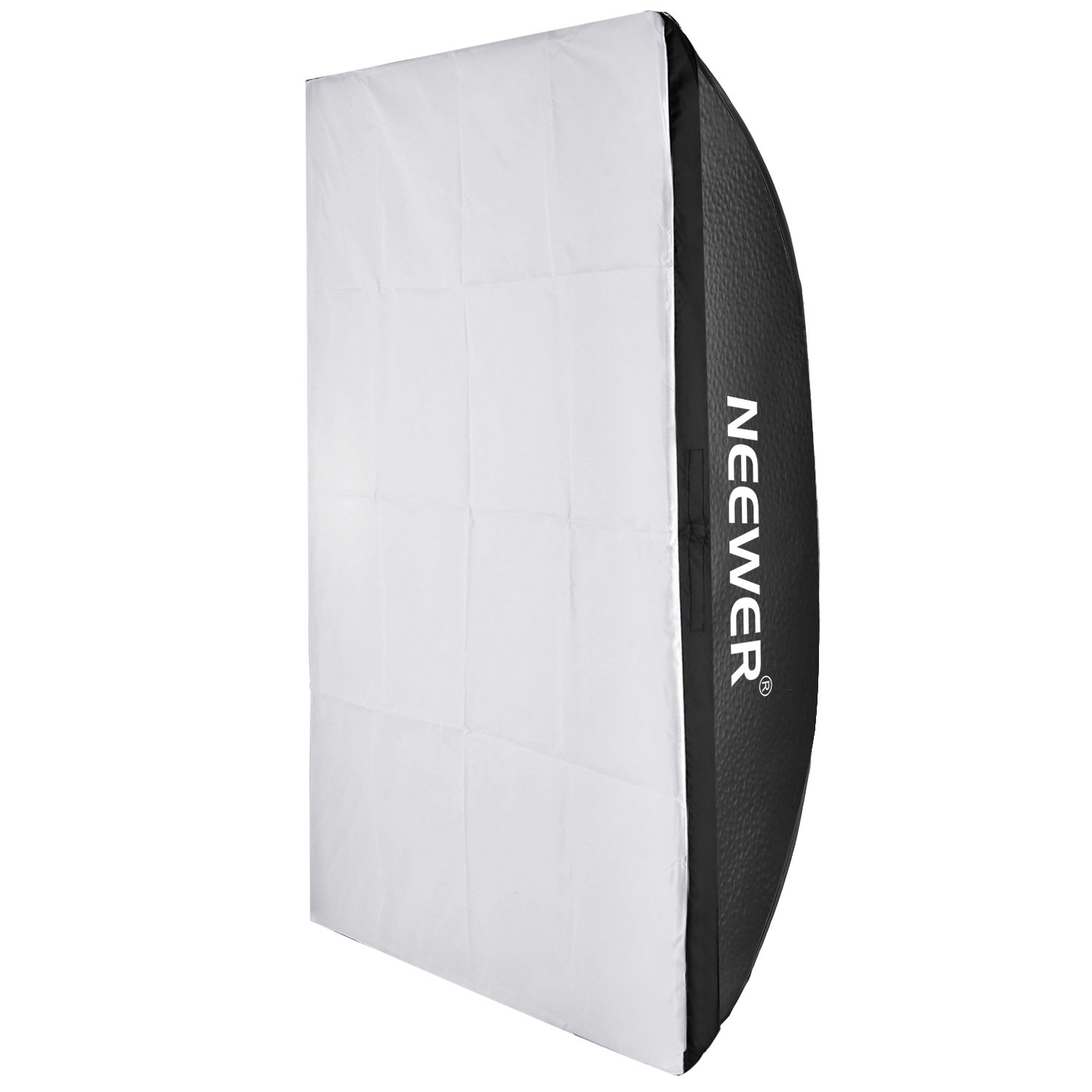 Neewer 20x28 inches/50x70 centimeters Rectangular Softbox Photography Light for Neewer Godox N-250W N-300W 300DI 250DI 300SDI 250SDI 180W Studio Flash Strobe Monolight by Neewer