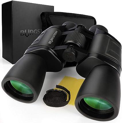 Burgstein Fernglas Erwachsene 12x50 Teleskop 5 Kamera