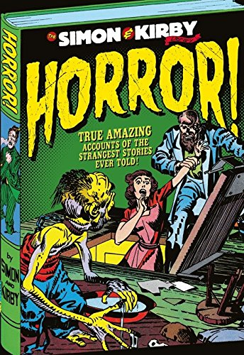 The Simon and Kirby Library: Horror ()