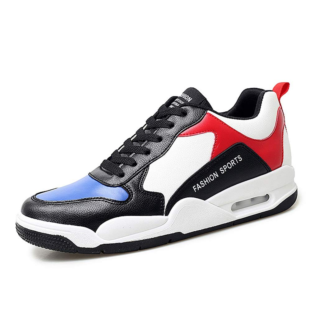 YAN Zapatos Deportivos para Hombre Otoño Microfibra Moda Cojín de ...