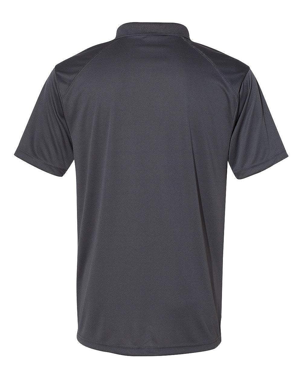 C2 Sport Performance Raglan Sport Shirt 5900-4XL Graphite