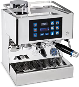 Quick Mill Modell 3235 Evolution 70 Espressomaschine mit Mahlwerk
