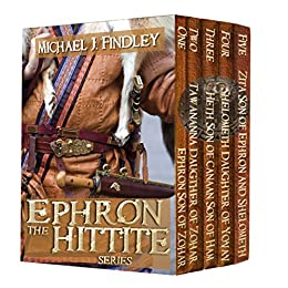 Ephron the Hittite Boxed Set by [Findley, Michael J.]