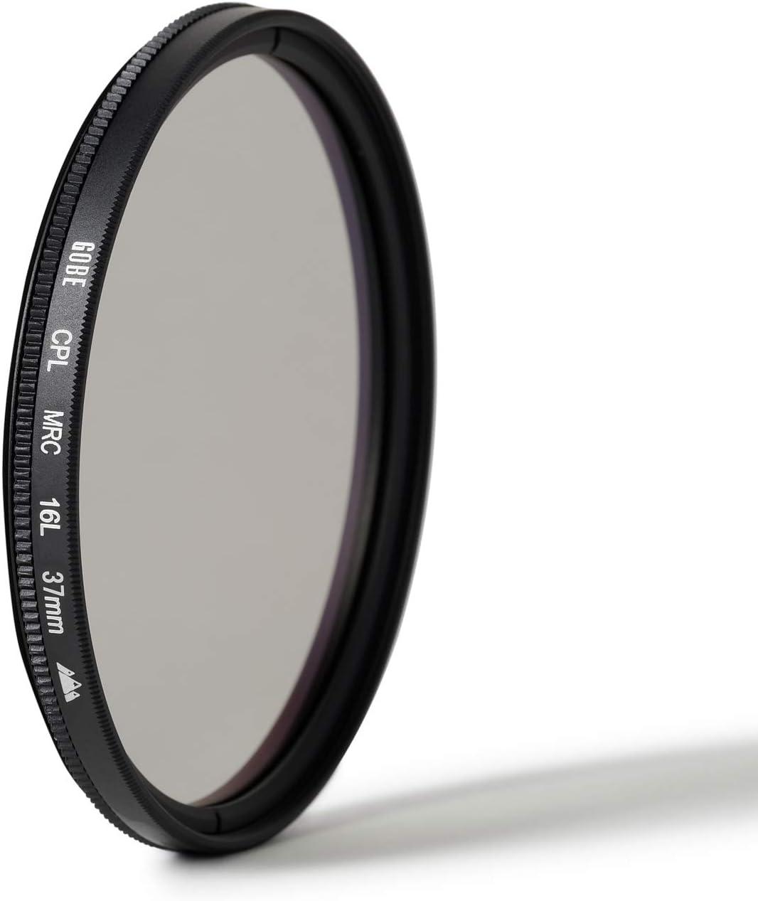 Gobe Filtro Polarizzato Multirivestito a 16 strati CPL 72mm Tedesco SCHOTT