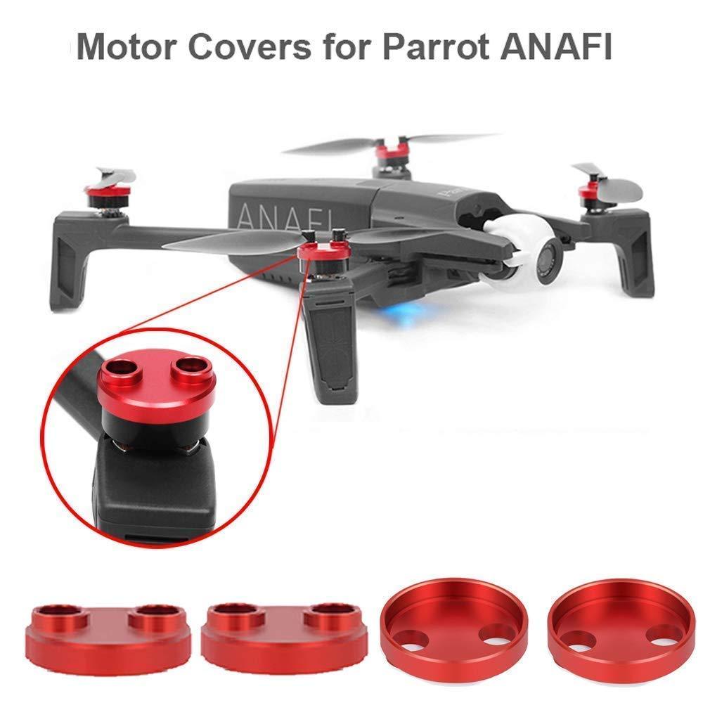 El Kit de Accesorios RC GearPro Parrot Anafi Drone Incluye Moto ...