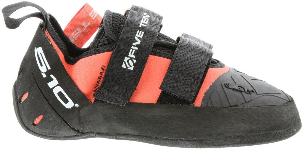 Five Ten Women's Anasazi Pro Moderate Climbing Shoes, Coral, 8.5